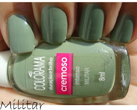 Militar - Colorama Fashion