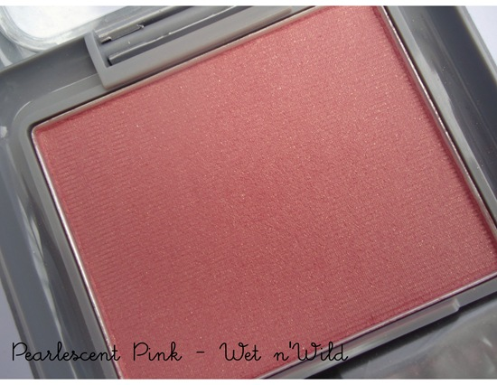 Blush Pearlescent Pink - Wet n Wild