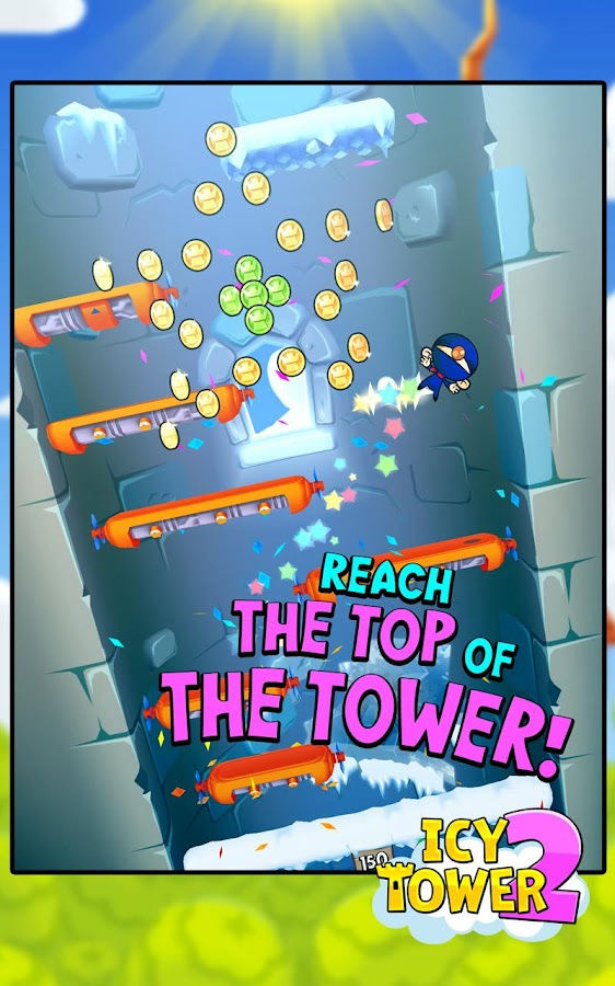 Icy Tower 2- screenshot