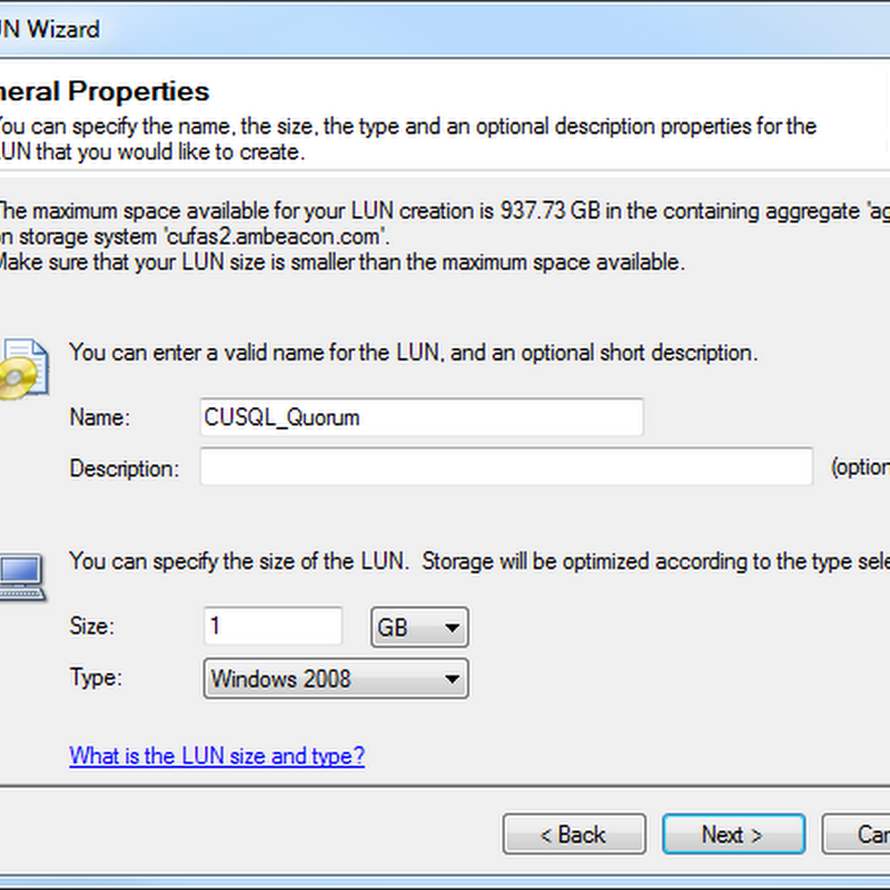 Masking and Presenting LUNs in NetApp Filers