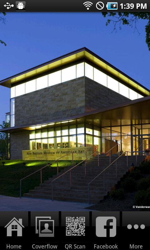 New Britain Museum of American- screenshot
