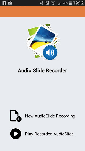 Audio Slide Recorder PRO