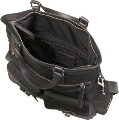 tumi frankfurt nord s d faltbare einkaufstasche akkordeon rucksack. Black Bedroom Furniture Sets. Home Design Ideas