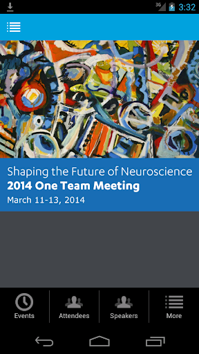 Neuroscience One Team Meeting
