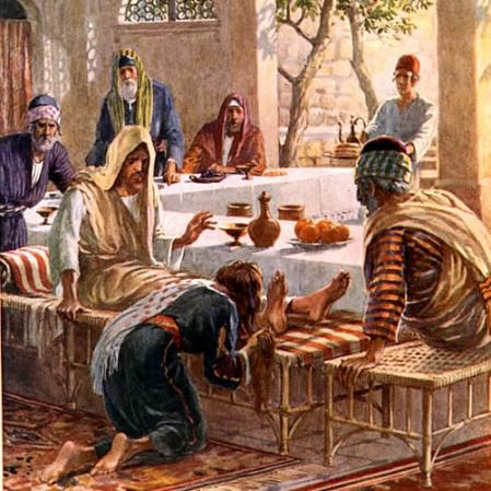 Jēzus glābj grēciniekus