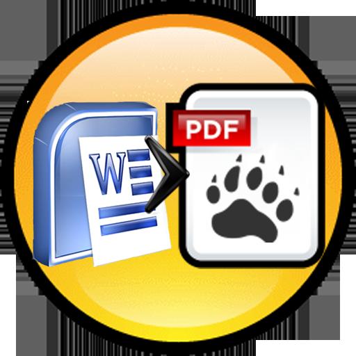 Word to PDF Converter Pro LOGO-APP點子