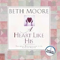 A Heart Like His (Beth Moore) icon
