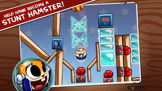 Hank Hazard: The Stunt Hamster - screenshot thumbnail