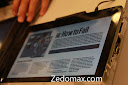 Android-Tablet / Blog-Demo