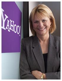 Carol Bartz, Yahoo