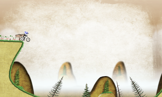 Screenshot of Stickman Downhill