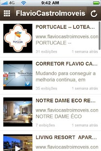Flaviocastroimoveis - screenshot thumbnail