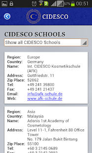 CIDESCO LINK - screenshot thumbnail