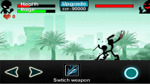 iKungfu Stickman Kungfu master apk screenshot 1