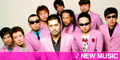 New music:  Tokyo Ska paradise orchestra featuring Crystal Kay - Zutto