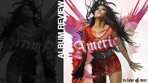 Album review: Amerie - In love & war