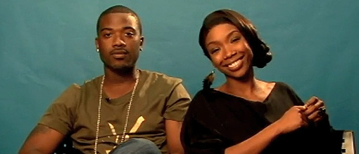 Brandy & Ray-J's Rap-up.com interview
