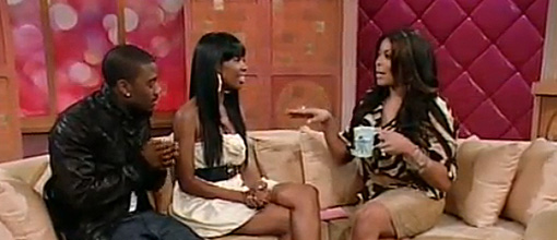 Brandy & Ray J's interview on The Wendy Williams show