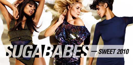 The Sugababes' 'Sweet 7' gets a push back into 2010