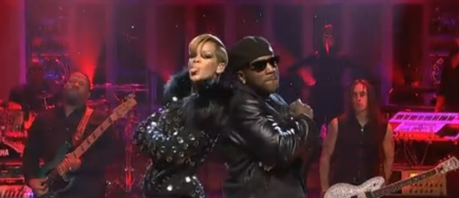 Rihanna on SNL