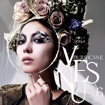 BoA - Hurricane Venus | Album art
