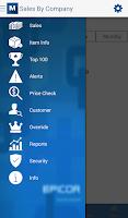 Screenshot of Mobile Manager - Eagle