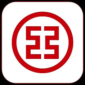 工行手机银行 財經 App LOGO-硬是要APP