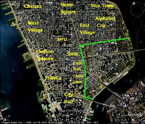 Manhattan Unlocked Historical and Architectural Walking ...