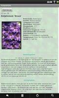 Screenshot of Tuinplantengids