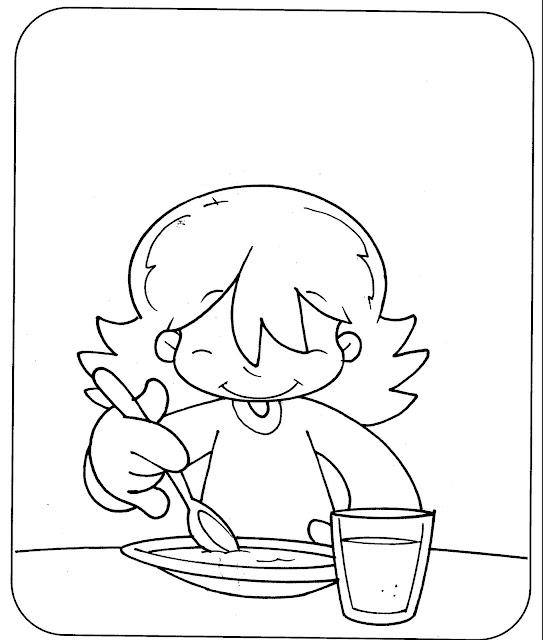 Desenhos Rotinas Diarias
