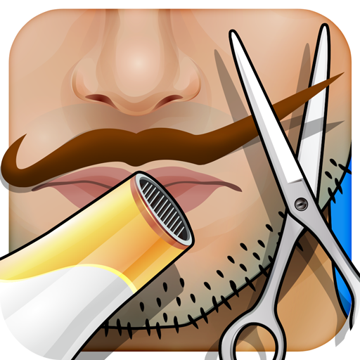 Beard Salon - Free games 休閒 App LOGO-APP開箱王