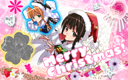 壁紙カプセルmini☆クリスマスver