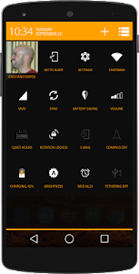 FIRST theme CM11/PA v13.0