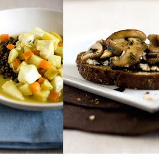 Curry & Lentils