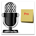 VoiceToText Notes Pro logo