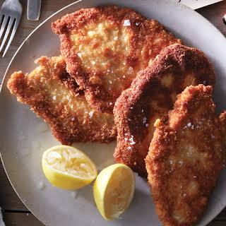 Parmesan Chicken Cutlets.