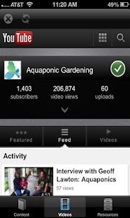 Aquaponics How To - screenshot thumbnail