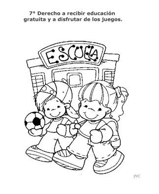 derechosniños jugarycolorear 05