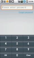 Screenshot of Call History & Log - Hide Pro
