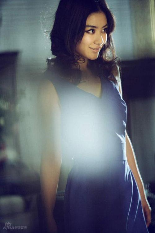 Chinese actress Qin Lan http://www.chinaentertainmentnews