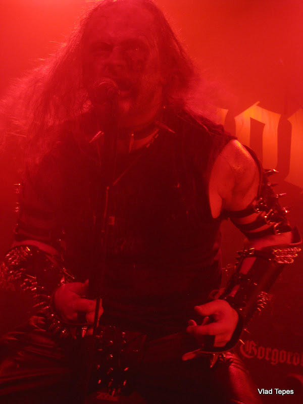 Gorgoroth @ Hole In The Sky 2009