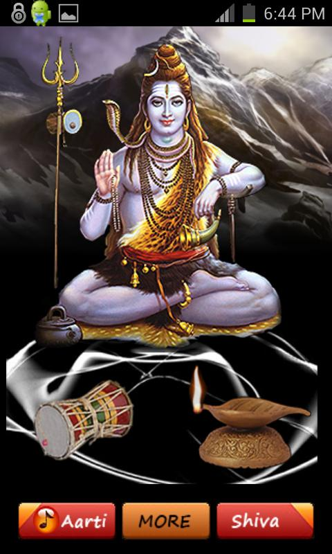 Virtual Shiva Pooja Meditation- screenshot