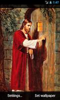 Screenshot of Jesus Christ 3D Transitions