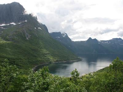 andenes gryllefjord fähre