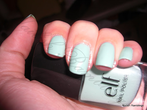 Elf Mint Cream