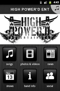 HIGH POWER'D ENT - screenshot thumbnail