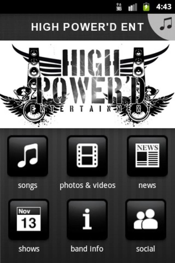 HIGH POWER'D ENT - screenshot