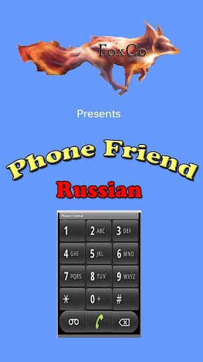 Phone Friend - Russian