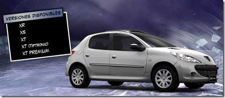 5e345ac2d Peugeot 207. Versiones. Motores. Equipamiento | Automotores On Line