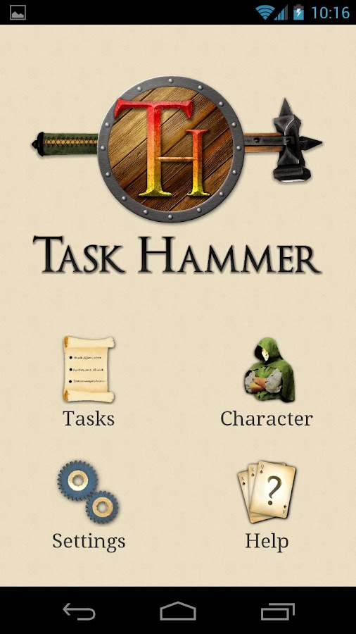 Task Hammer- screenshot